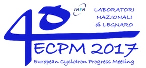 40th European Cyclotron Progress Meeting