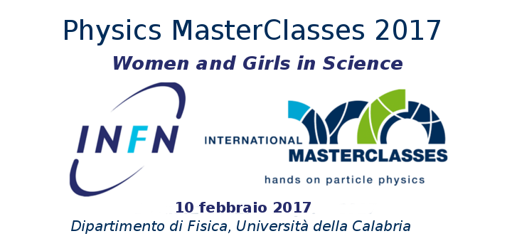 Physics MasterClasses 2017: Women and Girls in Science