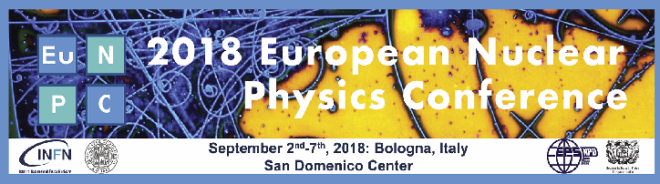 2018 European Nuclear Physics Conference