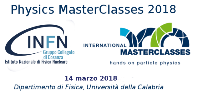 Physics MasterClasses 2018