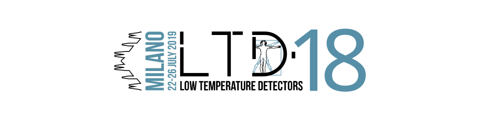 18th International Workshop on Low Temperature Detectors (LTD-18)