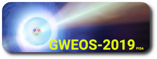 GWEOS-2019 Pisa Workshop