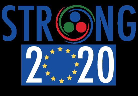 Strong 2020 logo