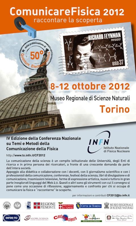 Poster ComunicareFisica2012