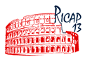 RICAP-13     Roma International Conference on AstroParticle Physics