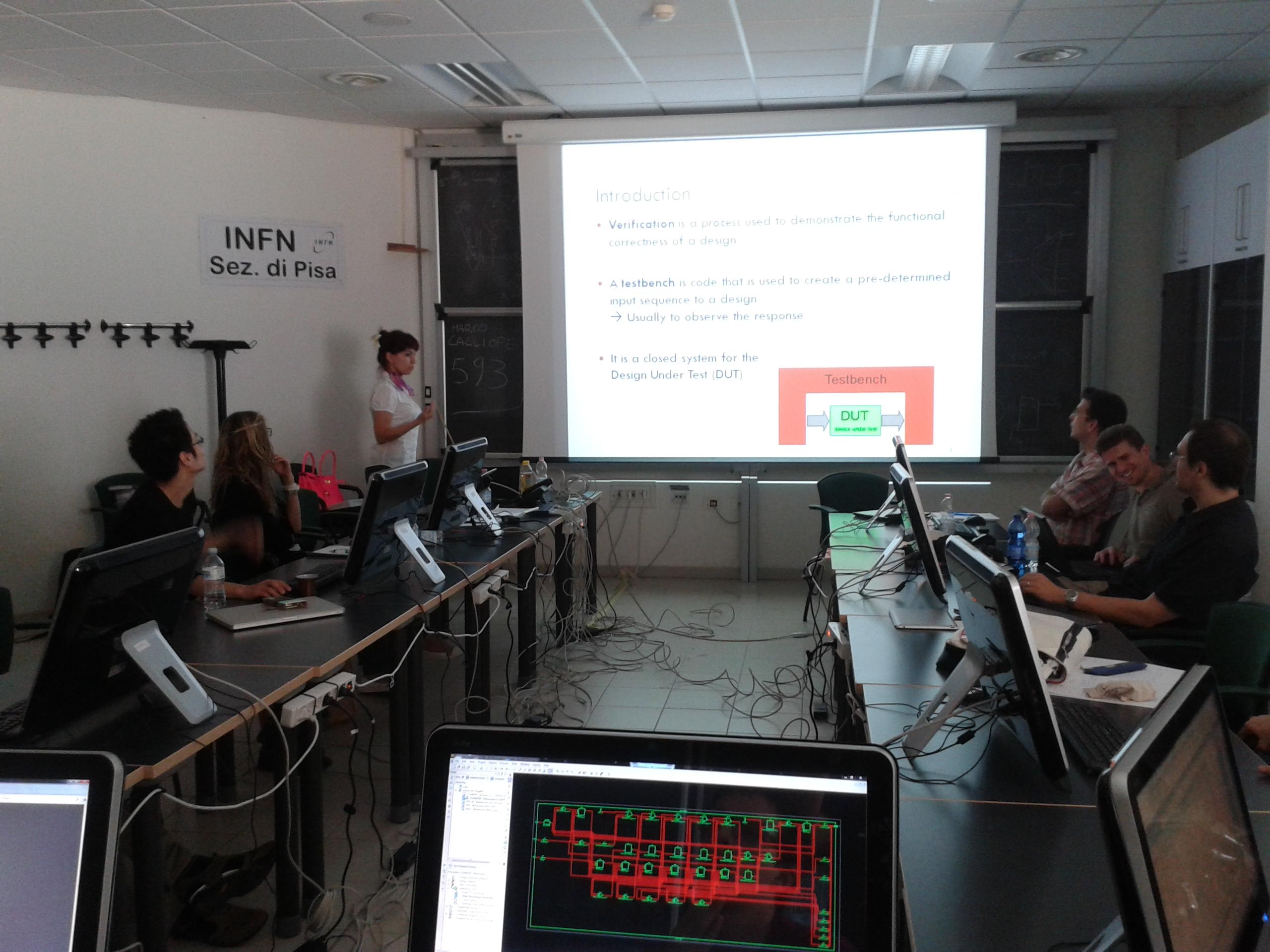 IAPP school: VHDL design (1-4 July 2013) · Agenda (Indico)