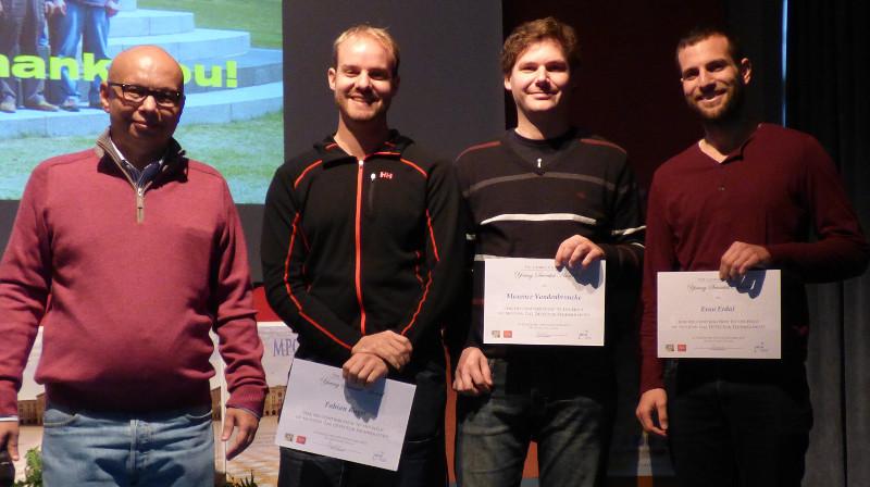Charpak Award winners