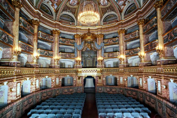Teatro di Corte della Reggia di Caserta